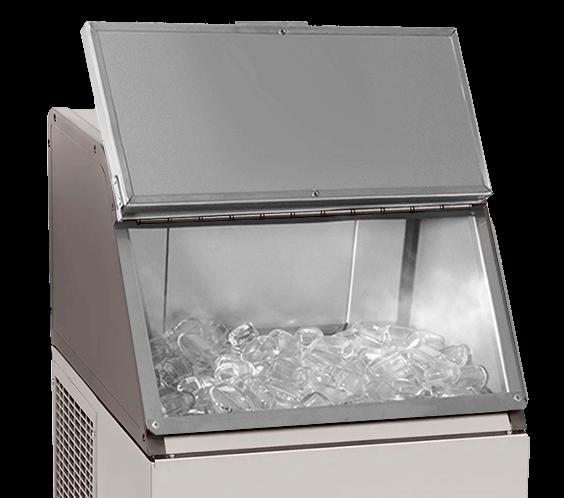 Máquina de Gelo Everest Bauru
